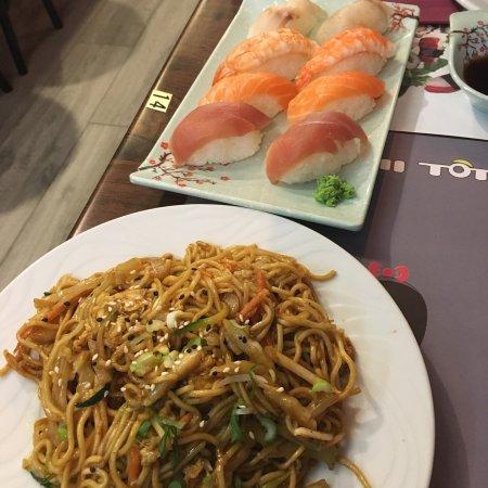 De los mejores buffets de sushi de Barcelona