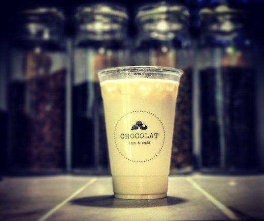 Chocolat Cafe: Royal Milk Tea