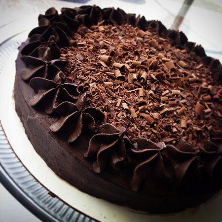 Chocolat Cafe: Chocolate Cake