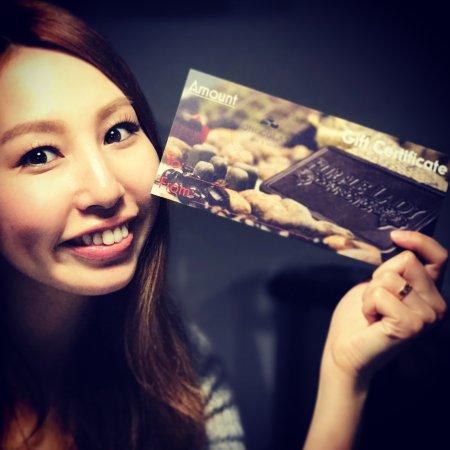 Chocolat Cafe: Gift Card
