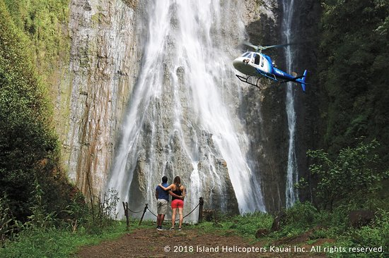 EXPERIENCE OAHU'S #1 HELICOPTER TOUR