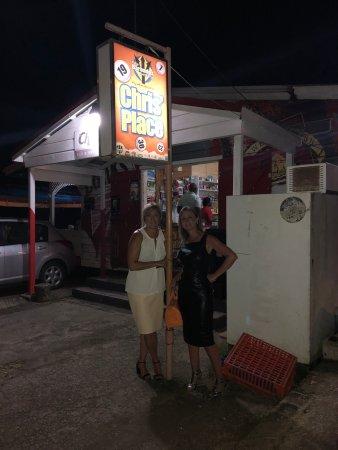 Rock Dundo, Barbados: Outside
