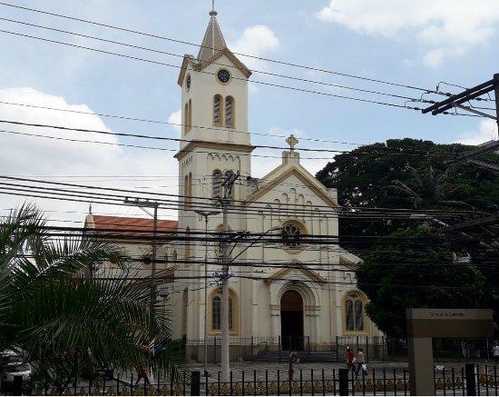 Paroquia Sao Joao Batista do Bras