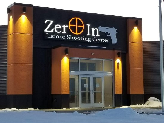 Bozeman, MT: Zero in Indoor Shooting Center