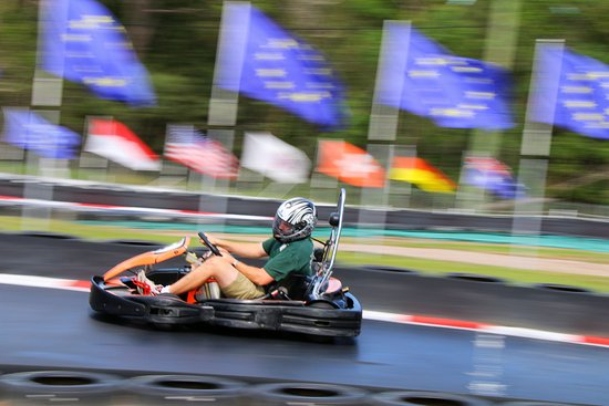Slideways - Go Karting World: Slideways Go Karting World, Pimpama