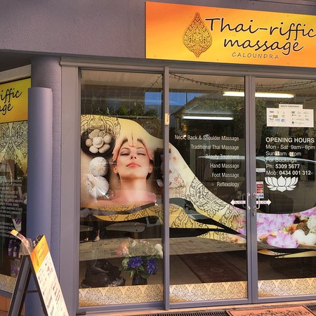 Thai-riffic Massage