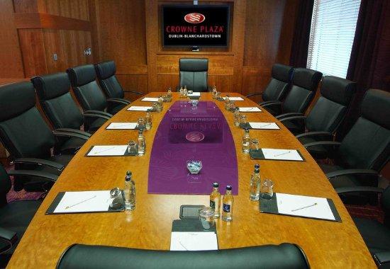 Crowne Plaza Dublin - Blanchardstown: Meeting room