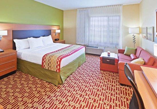 Owasso, Οκλαχόμα: Guest room
