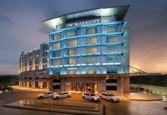 JW Marriott Hotel Chandigarh