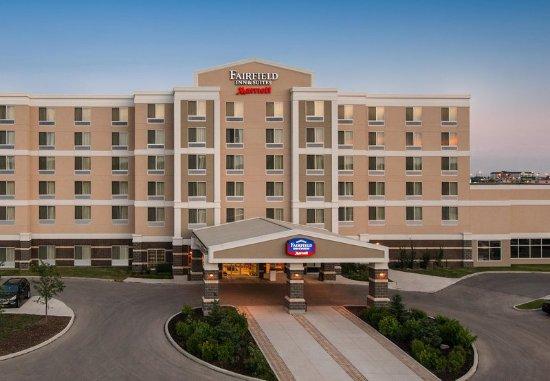 Fairfield Inn & Suites by Marriott Winnipeg: Exterior