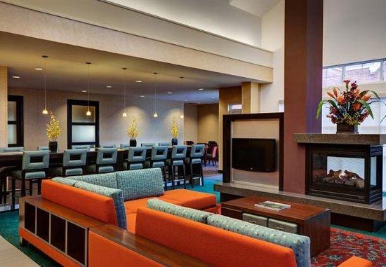 Residence Inn Dallas DFW Airport South/Irving: Lobby