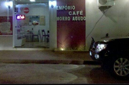 Morro Agudo, SP: Emporio Cafe Morro Agudo