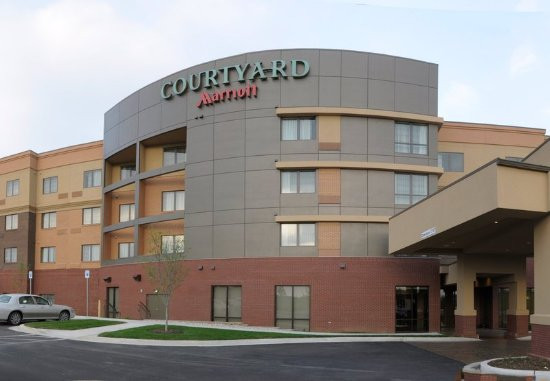 Courtyard Lexington Keeneland/Airport: Exterior