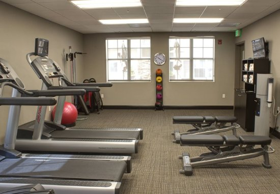 Residence Inn Sebring: Health club