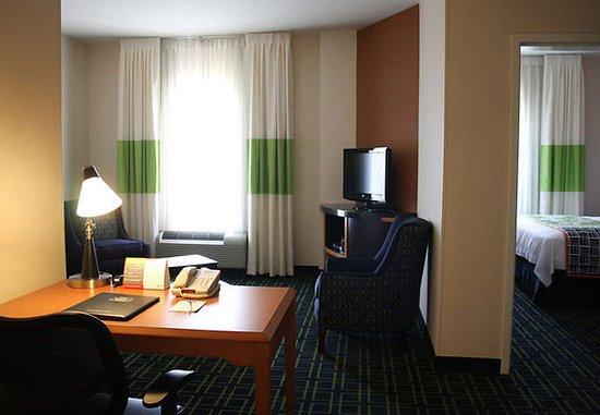 Muskogee, Оклахома: Guest room