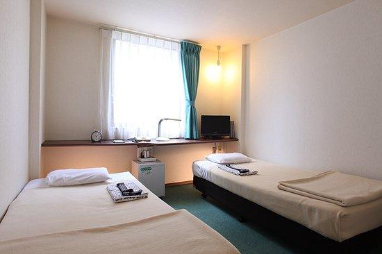 โรงแรมคารินะ: ツインルーム