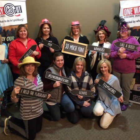 One Way Out Escape Room Lynchburg