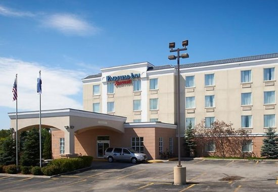 Fairfield Inn Toronto Oakville: Exterior