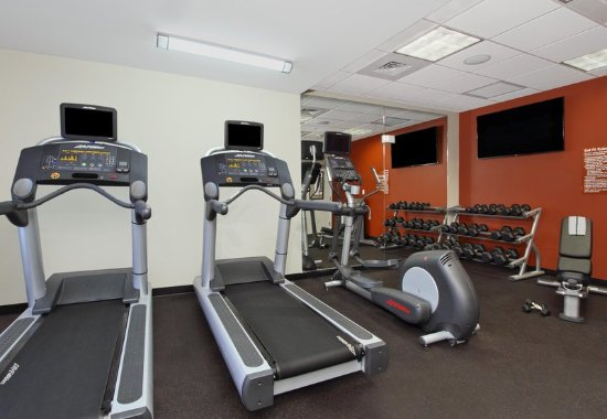 TownePlace Suites New Orleans Harvey/West Bank: Health club