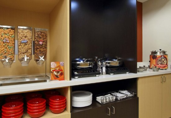 TownePlace Suites New Orleans Harvey/West Bank: Restaurant