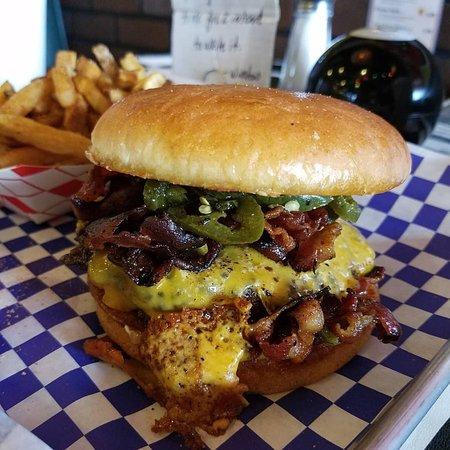 Wylie, TX: Meteor Hamburgers