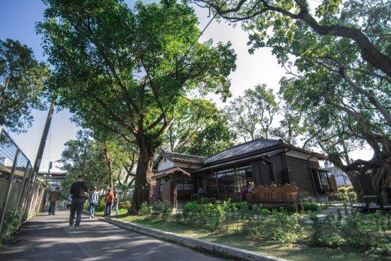 桃园市大溪木艺生态博物馆