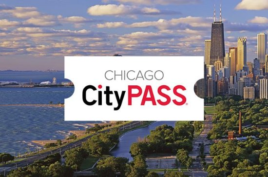Chicago CityPASS, with Shedd Aquarium, Skydeck Chicago