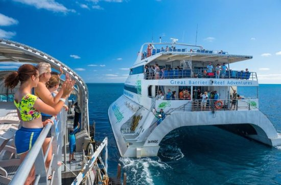 2-Day Great Barrier Reef Reefsleep Experience