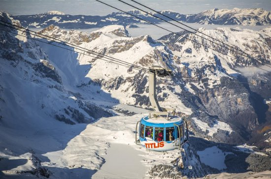 Mt Titlis Day Photo Tour Panorama...