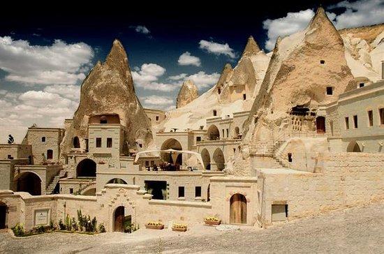 Excursão de meio dia a Cappadoccia