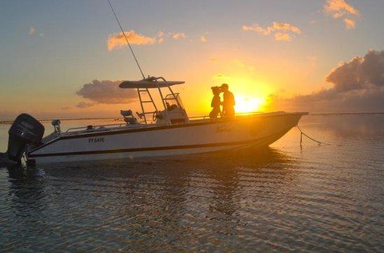 Moorea Private 3-Hour Sunset Cruise...