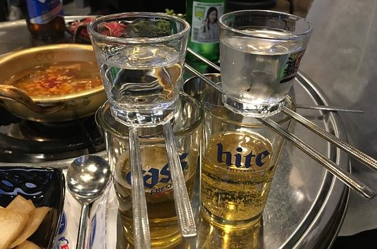 Seoul Hongdae Nighttime Pub Crawl...