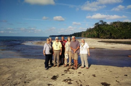 Full-Day Tour to Cahuita National...