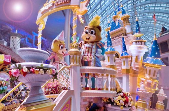 Lotte World Theme Park Admission...