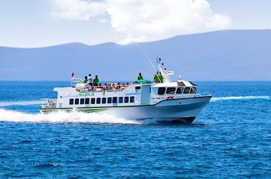 Eka Jaya Boat Transfer from Lombok to ...