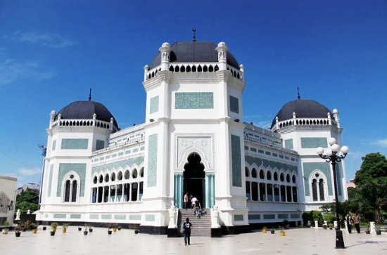 Half-Day Medan City Sightseeing Tour