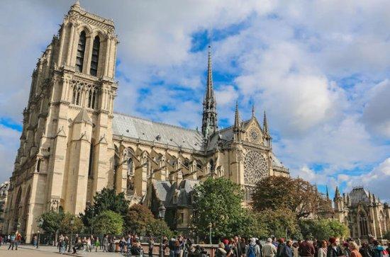 En eftermiddag i Paris: Notre Dame...