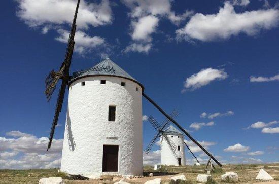 Premium Toledo, windmills & winery