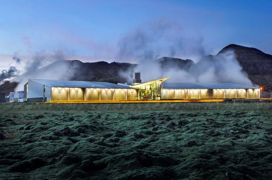 Geothermal Exhibition - Energy