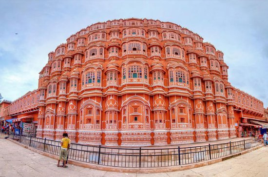 Palace of Winds: Hawa Mahal Ticket ...