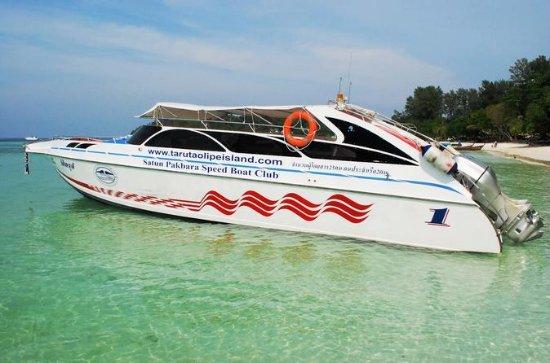 Koh Lipe to Koh Phi Phi by Satun...