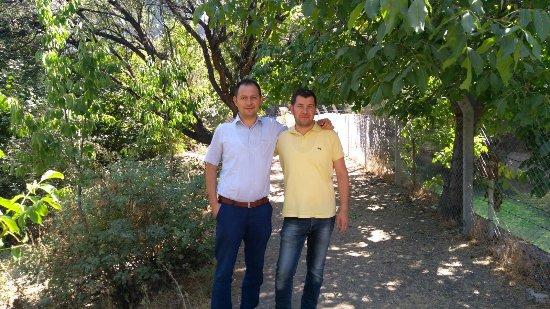 Eregli, تركيا: Inside garden in Eregli province, Konya