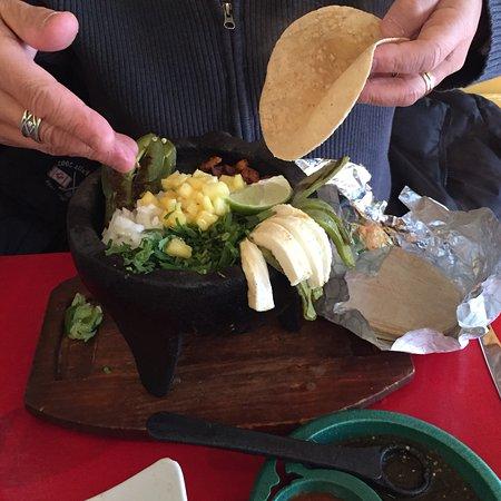Corona, Estado de Nueva York: Some lunch dishes