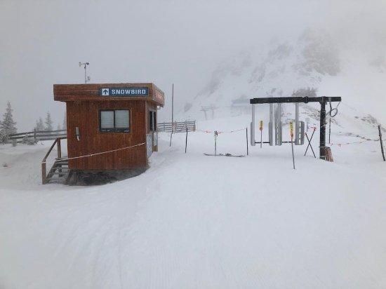 Alta, UT: Gate to Snowbird