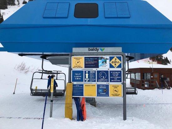 Alta, UT: Baldy Lift