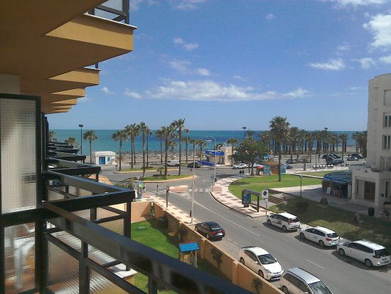 Hotel Riu Costa del Sol: View from our room