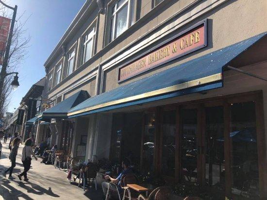 Copenhagen Bakery & Cafe: Outside