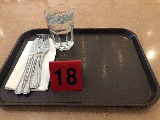 Copenhagen Bakery & Cafe: Wait at Your Table