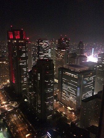 New York Bar: Tokyo at night