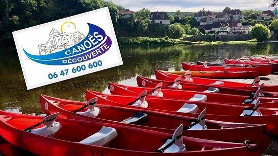 Canoes Decouverte Dordogne